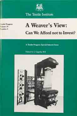 A Weavers View Can We Afford Not To Invest
