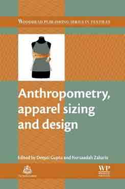 Anthropometry Apparel Sizing and Design