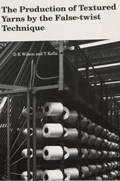 The Production of Textured Yarns by the False-Twist Technique (Vol. 21 No.3)
