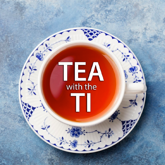 Tea with the TI Webinar Series